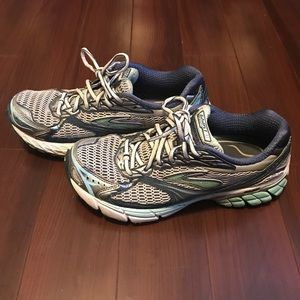 Brooks Shoes - Brooks Ghost 4 Running Shoes Womens Size 9.5 B